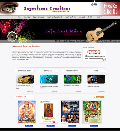 superfreak creations
